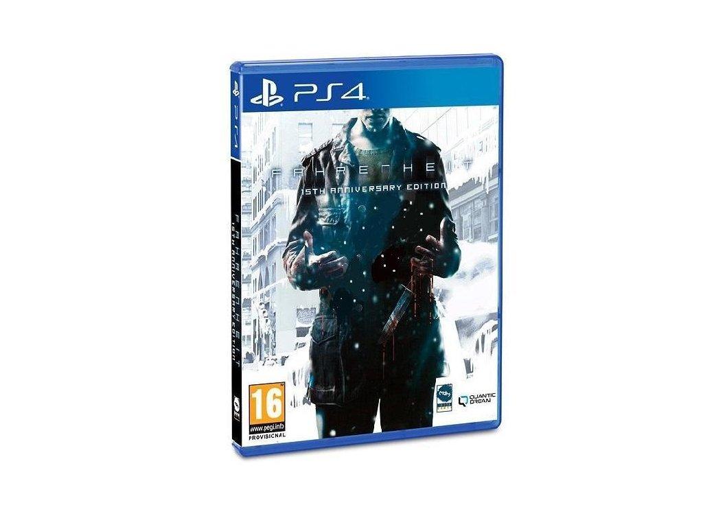 Fahrenheit (15th Anniversary Edition ) PS4 + dárek