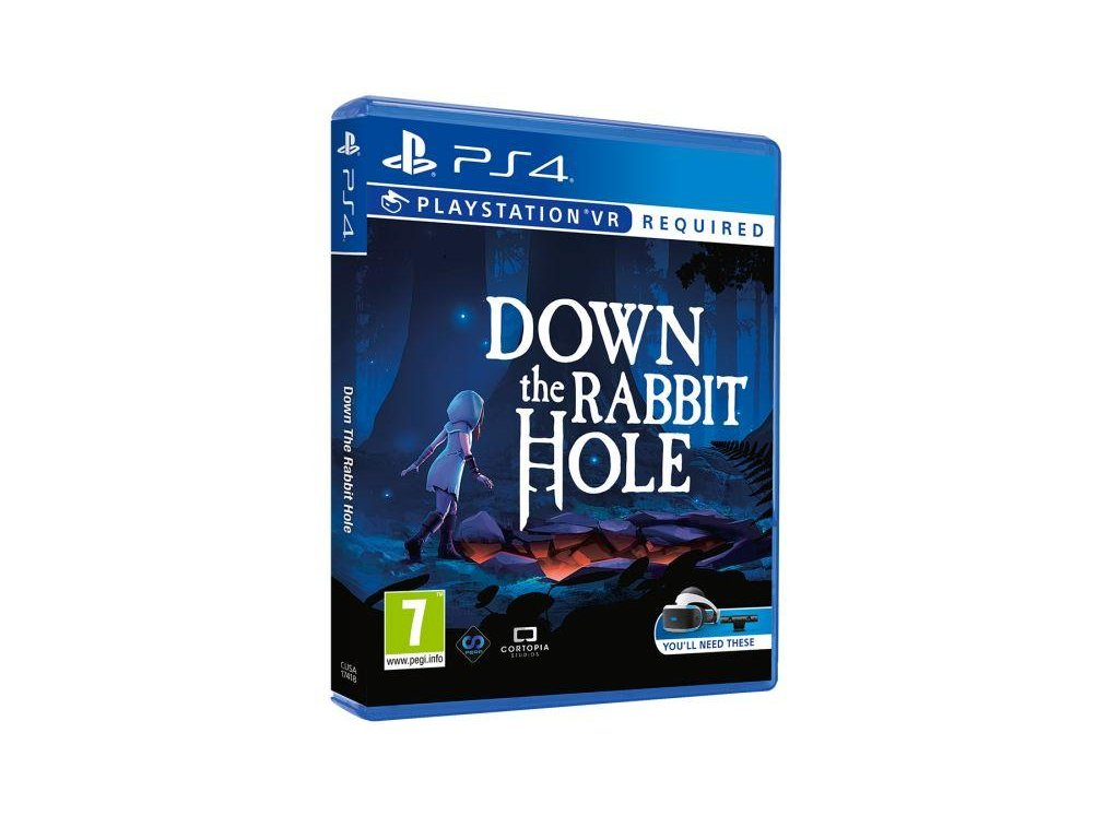 Down the Rabbit Hole VR  PS4 + dárek