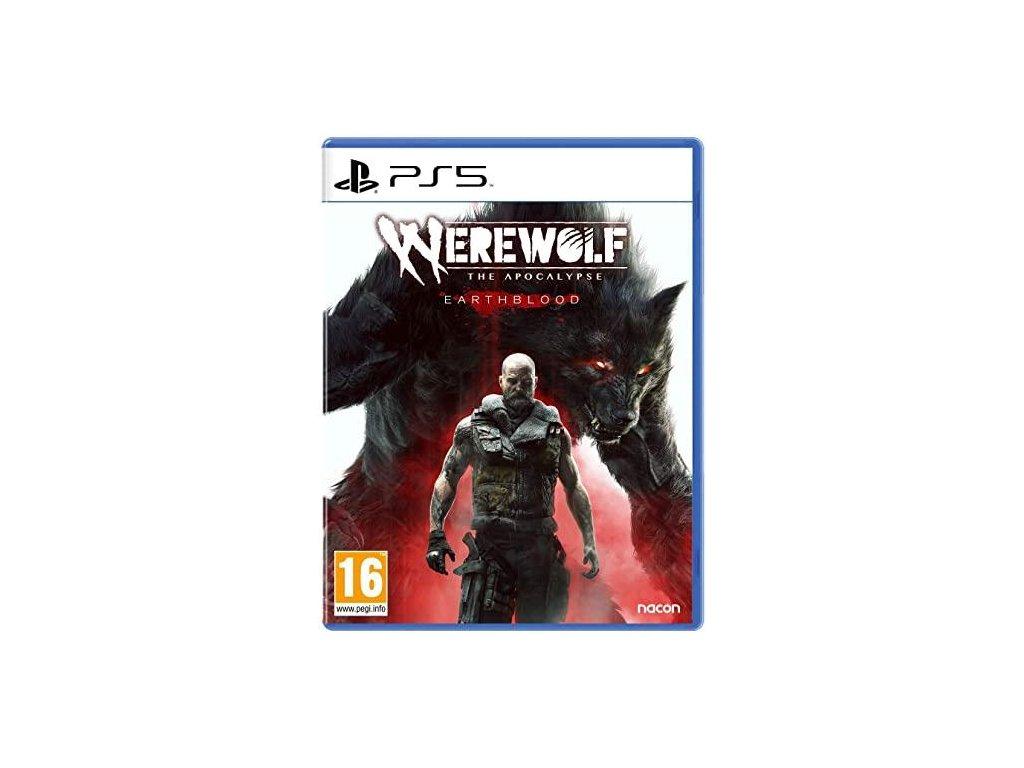 Werewolf The Apocalypse - Earthblood  PS5 + dárek