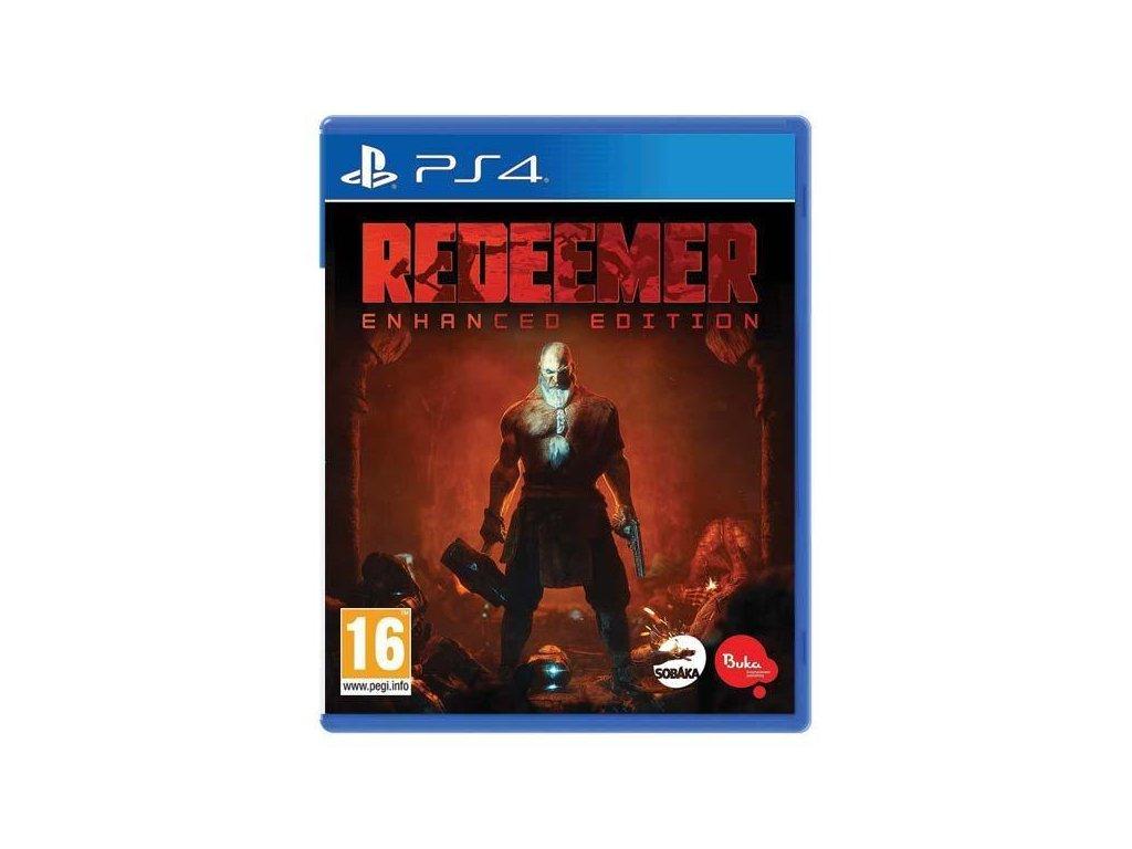 Redeemer (Enhanced Edition) PS4 + dárek
