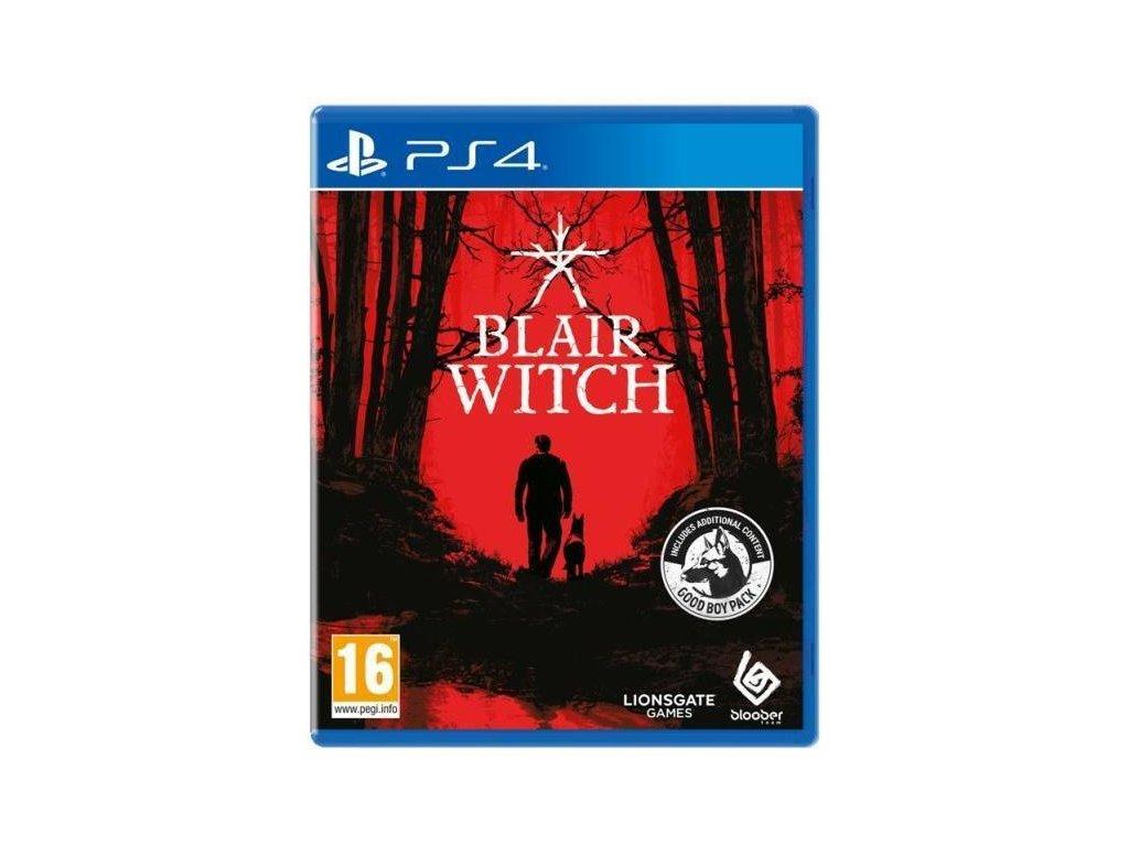 Blair Witch  PS4 + dárek