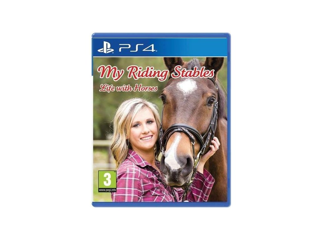 My Riding Stables Life with Horses PS4 + dárek