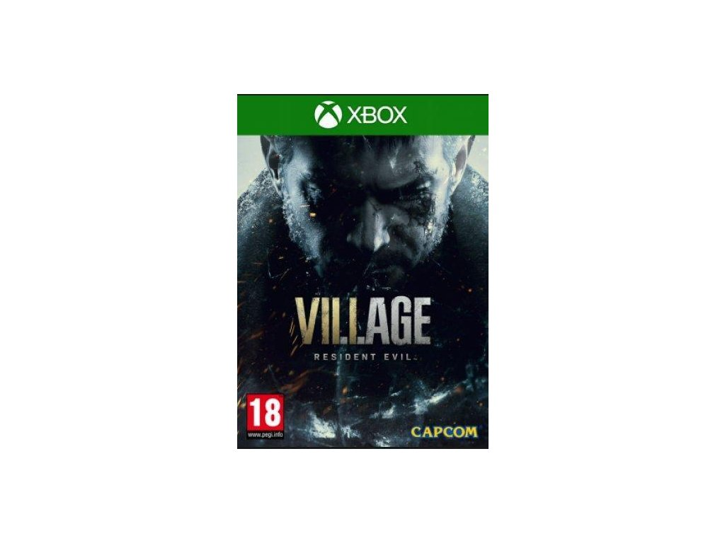 Resident Evil 8:Village XOne + dárek