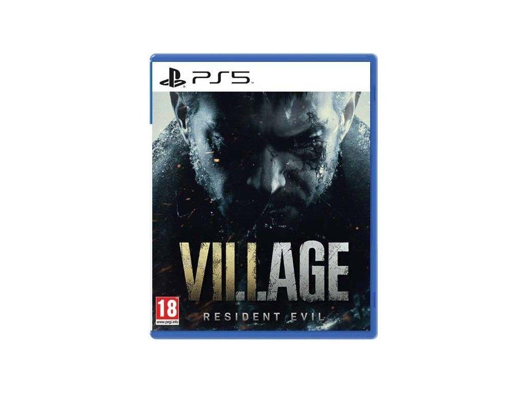Resident Evil 8:Village  PS5 + dárek