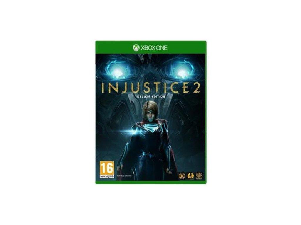 Injustice 2 Deluxe Edition XOne