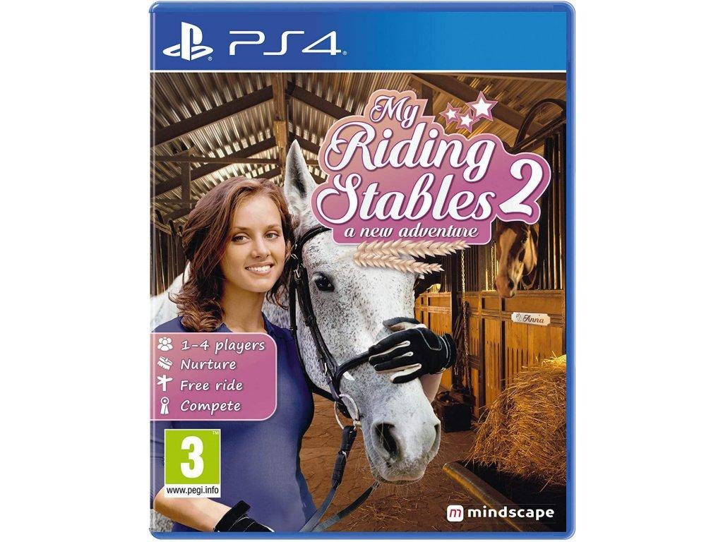 My Riding Stables 2:A New Adventure PS4 + dárek