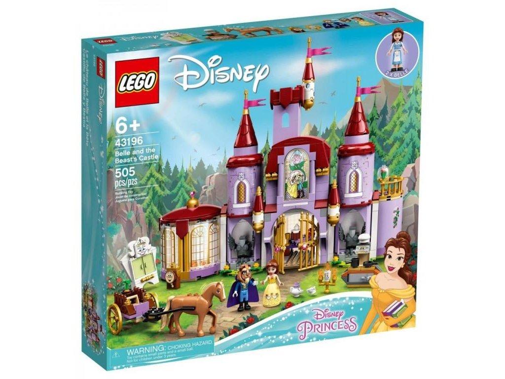 Lego Disney 43196 Zámek Krásky a zvířete