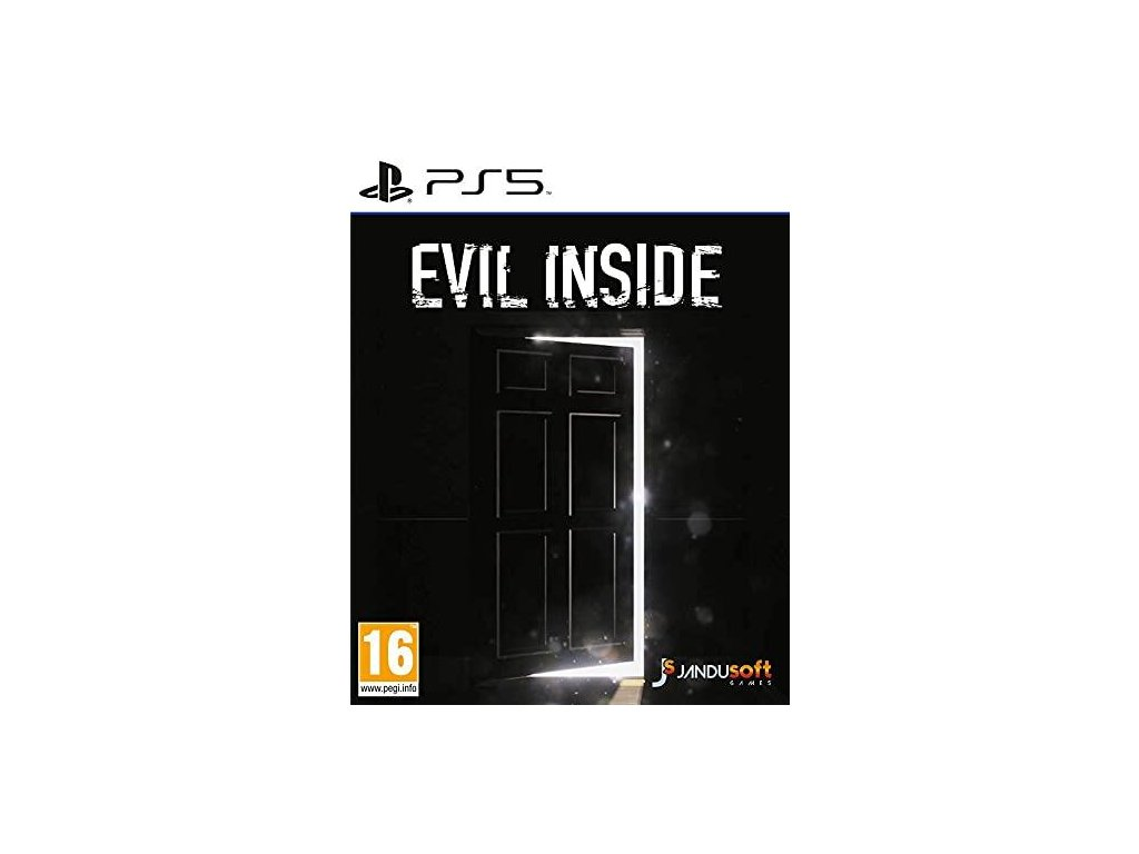 Evil Inside PS4 + dárek