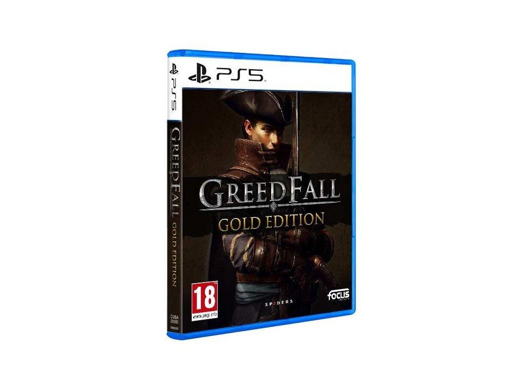GreedFall (Gold Edition) PS5 + dárek