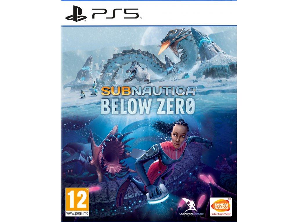 Subnautica:Below Zero PS5 + dárek
