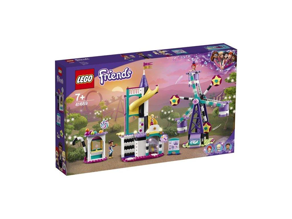 Lego Friends 41689 Kouzelná pouťová atrakce