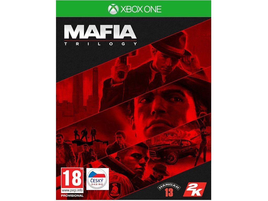 mafia trilogy xone