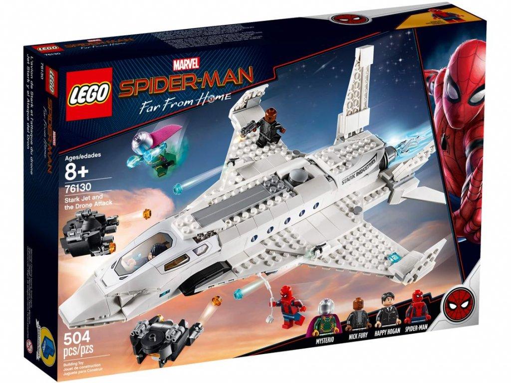 lego spiderman 76130