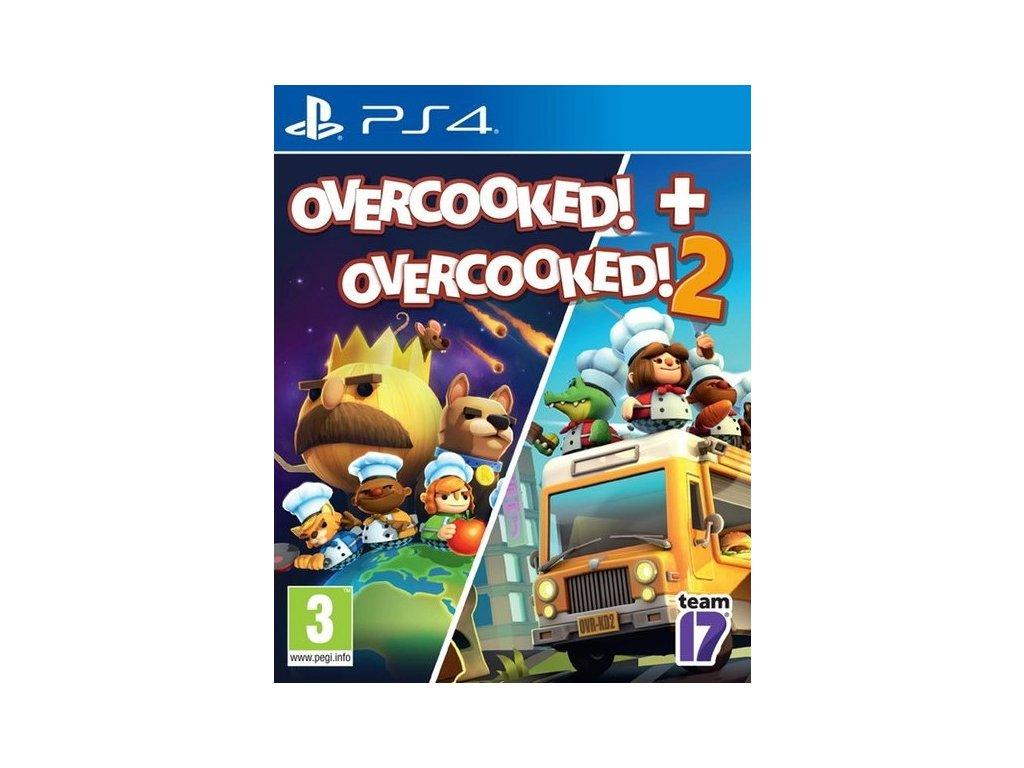 overcooked 1 2 ps4