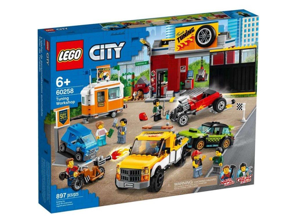 lego city 60258