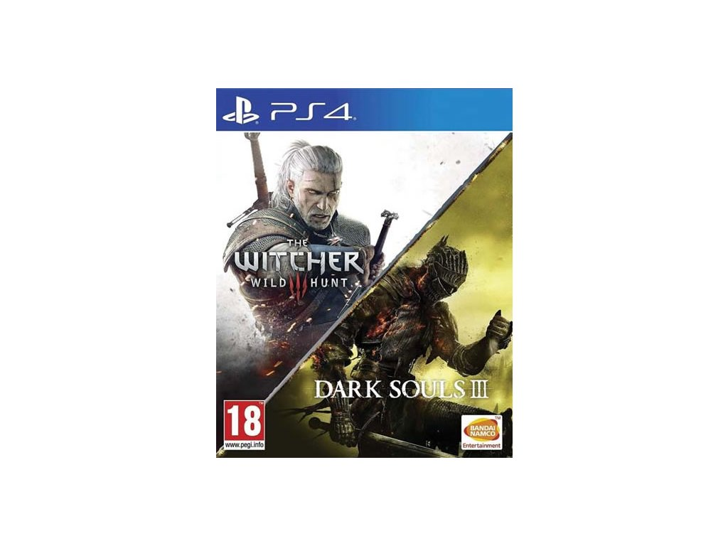 witcher darksouls 3 ps4