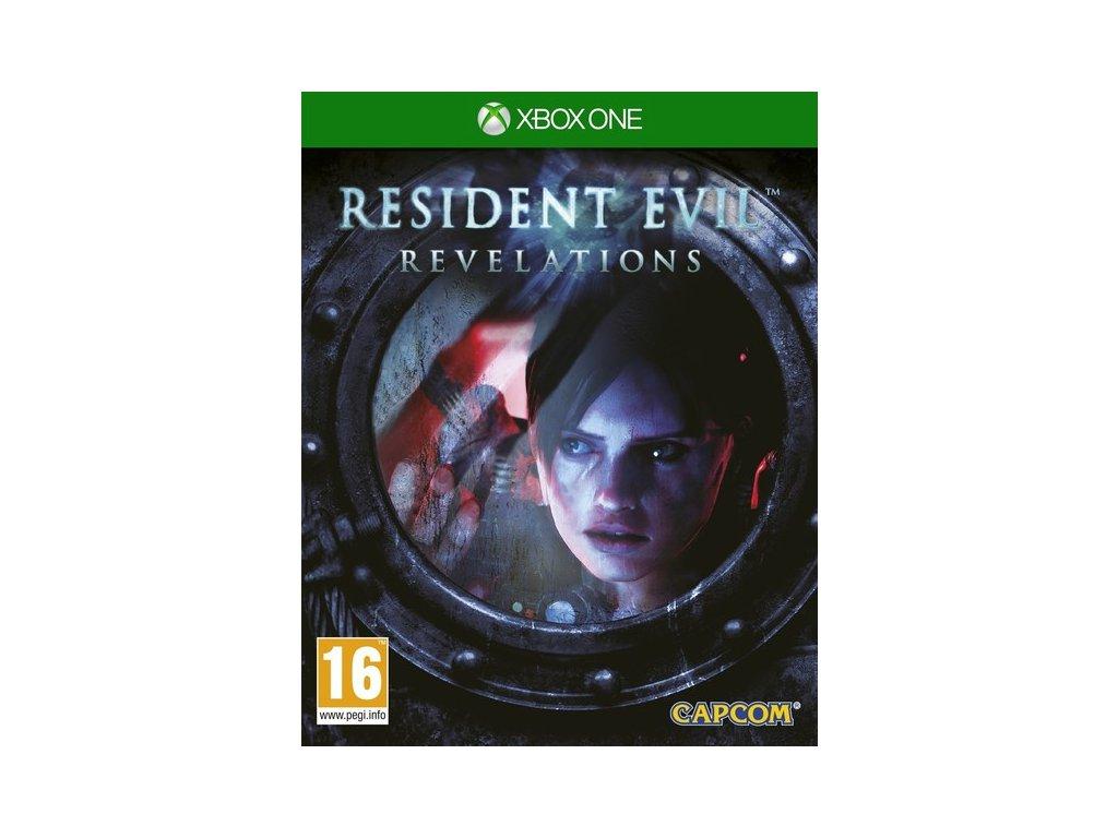 resident evil revelation xone