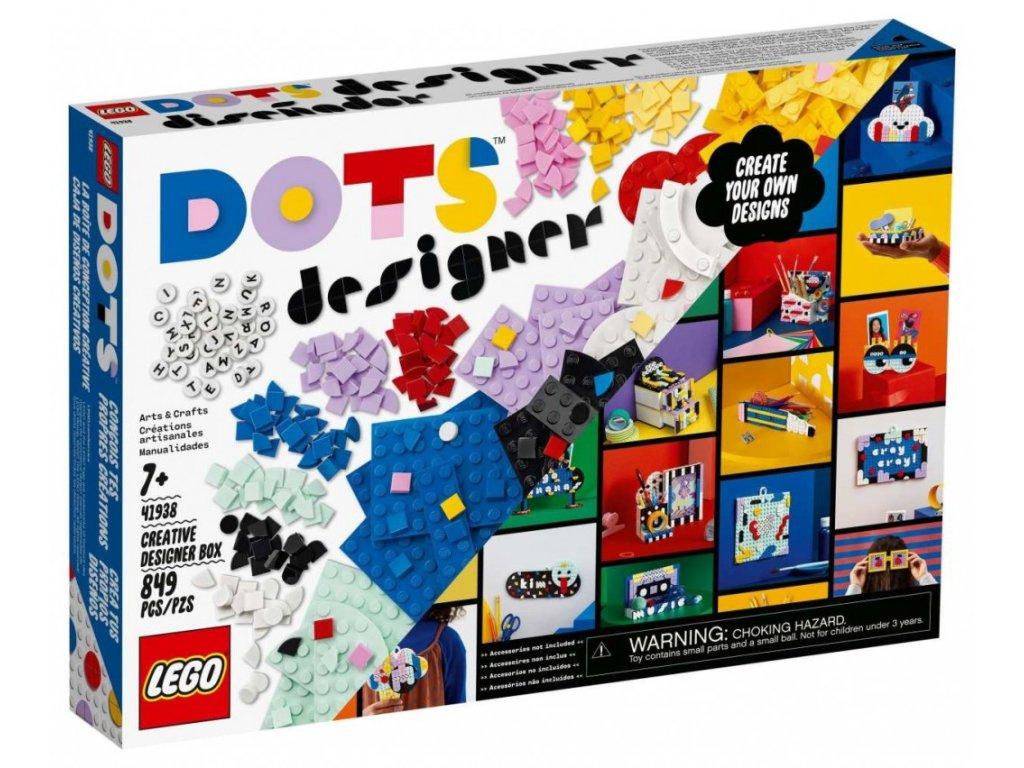 lego dots 41398