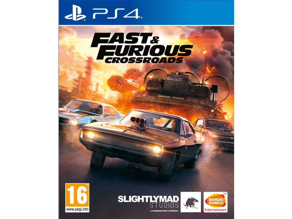 fast and furios crossroads ps4