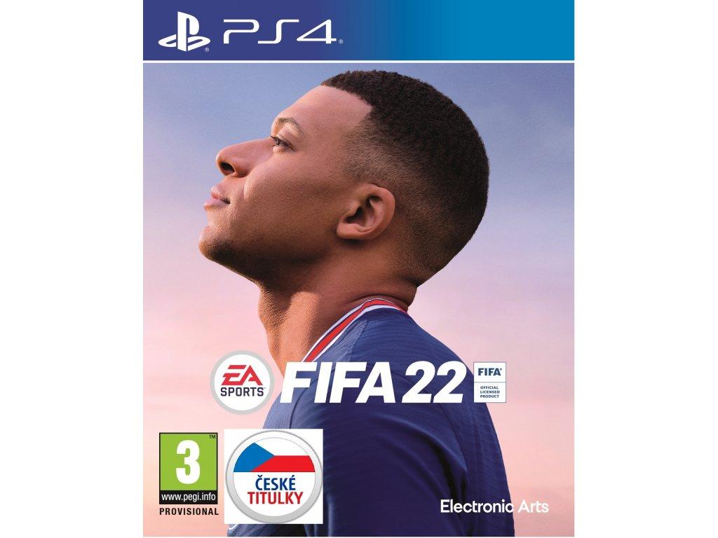 FIFA 22 ps4