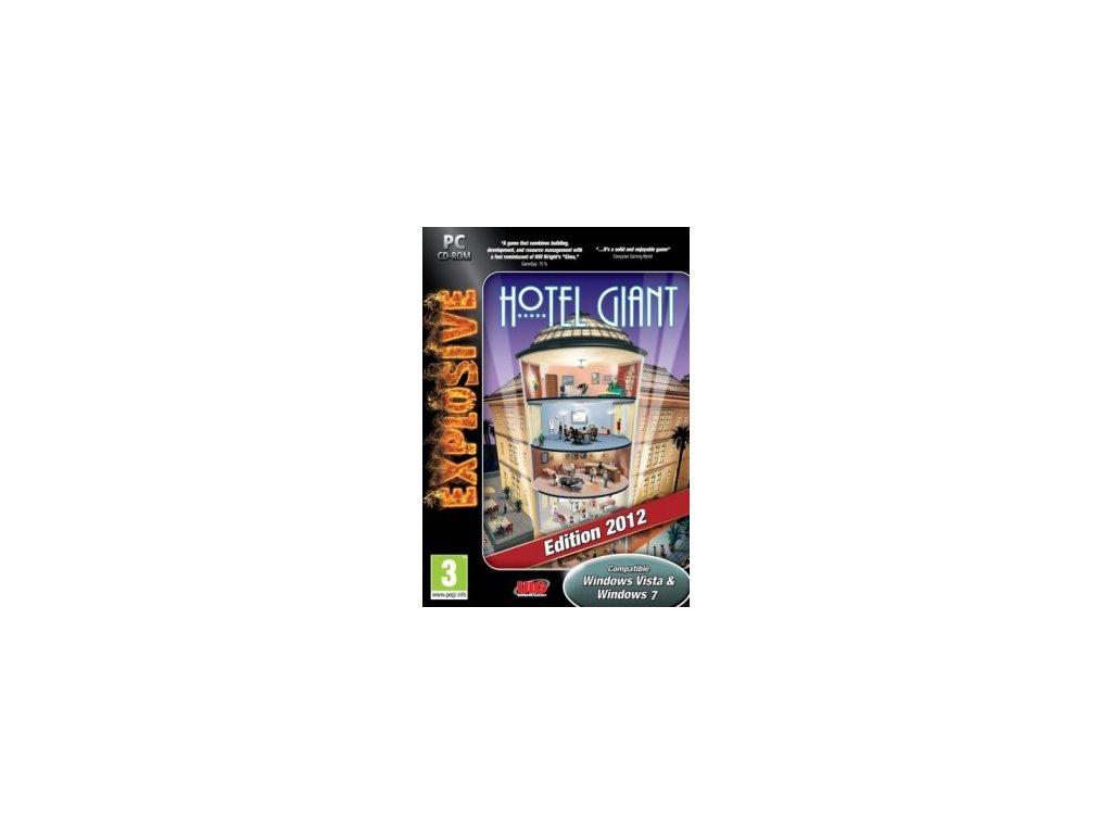 hotel giant edice 2012 pc