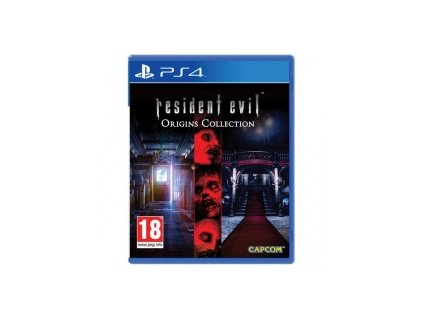 resident evil origins collect ps4
