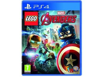 LEGO Marvels Avengers  PS4 + dárek