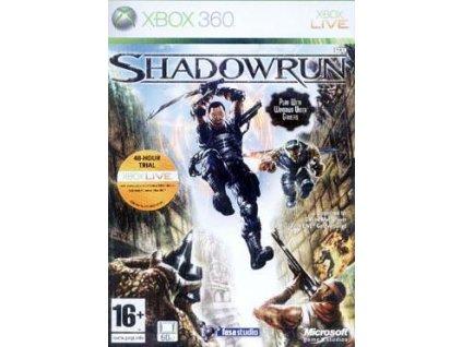 Shadowrun  X360 + dárek