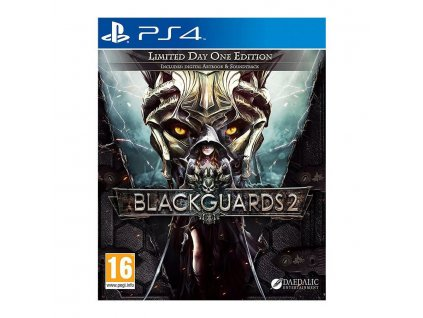 Blackguards 2 (D1 Edition) PS4