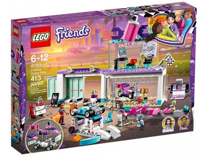 lego friends 41351