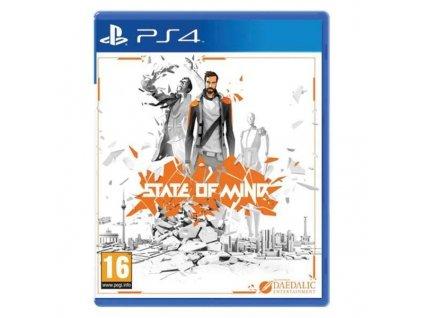 State of Mind + dárek PS4