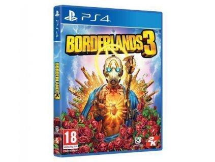 Borderlands 3 PS4 + dárek