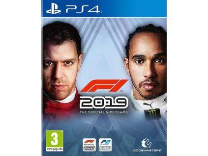 F1 2019 PS4 + dárek