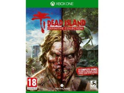Dead Island (Definitive Edition) XOne + dárek