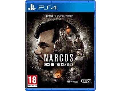 Narcos:Rise of the Cartels PS4 + dárek