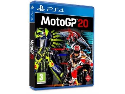 MotoGP 20 PS4 + dárek