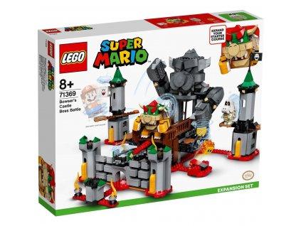 Lego Super Mario 71369 Boj v Bowserově hradu