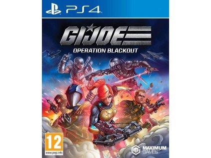 GI Joe:Operation Blackout  PS4 + dárek