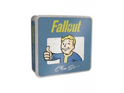 Šachy Fallout Collectors Edition