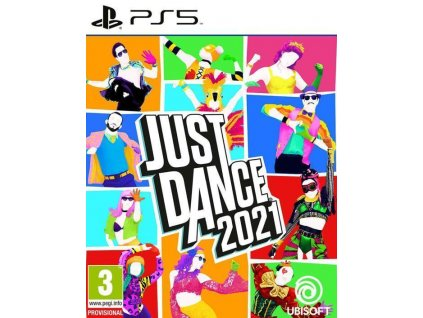 Just Dance 2021 PS5 + dárek