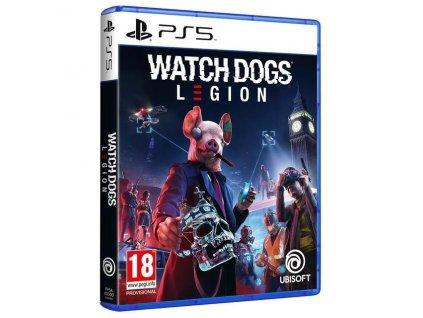 Watch Dogs Legion  PS5 + dárek