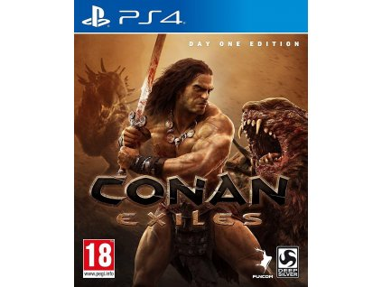Conan Exiles  PS4 + dárek
