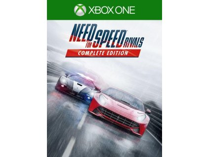 Need For Speed Rivals Complete Edition XOne + dárek