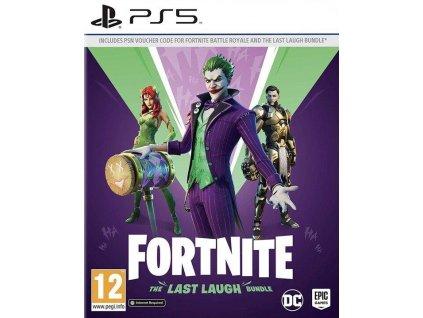 Fortnite:The Last Laugh  PS5 + dárek