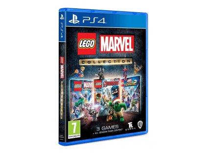 Lego Marvel Collection PS4 + dárek