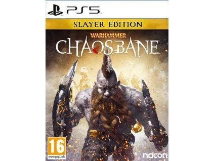 Warhammer:Chaosbane (Slayer Edition) PS5 + dárek
