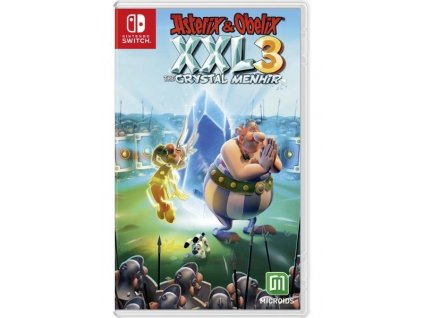 Asterix & Obelix XXL 3:The Crystal Menhir (SWITCH)