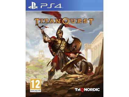Titan Quest PS4 + dárek