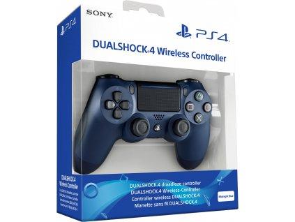 Sony DualShock 4 V2 Midnight Blue PS4
