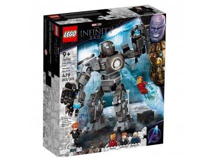 Lego Super Heroes 76190 Iron Man:běsnící Iron Mongera